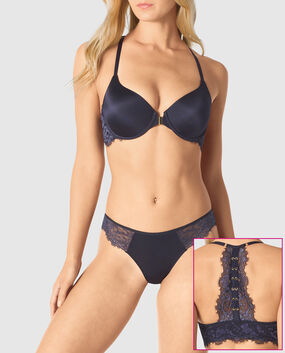 Front-Close Full Coverage Bra