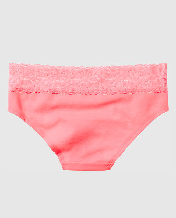 Hipster Panty Pink Posy 2