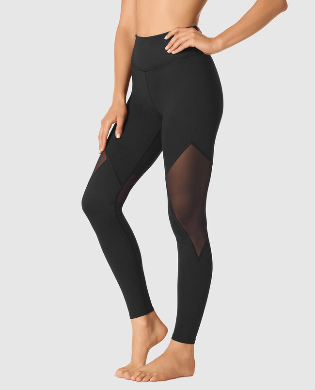 Booty Lift Legging with Mesh