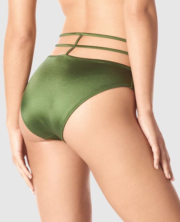Strappy Bikini Bottom Jack Fruit 2
