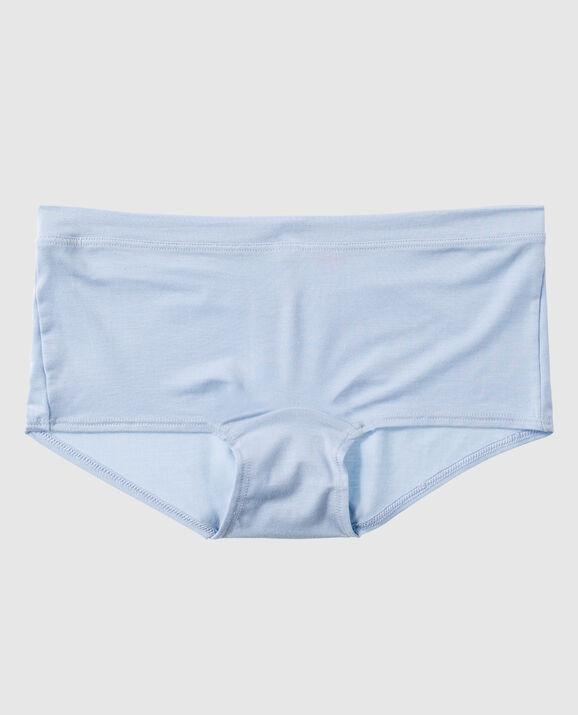 Boyshort Panty Blue Quartz 1