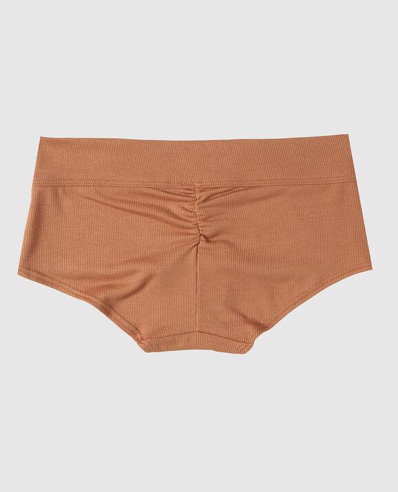 Boyshort Panty Dulce de Leche 2
