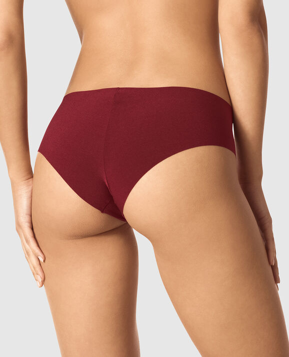 Brazilian Panty Sangria Red 2