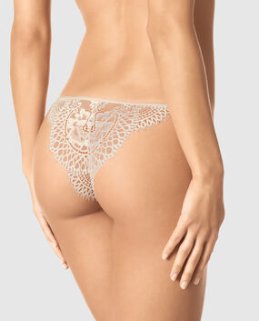 Crotchless Cheeky Panty