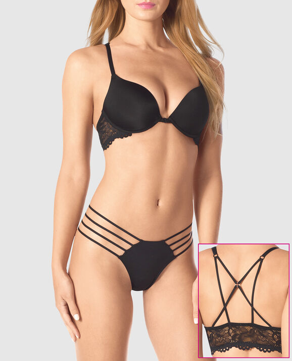 Front-Close Push Up Bra undefined 1