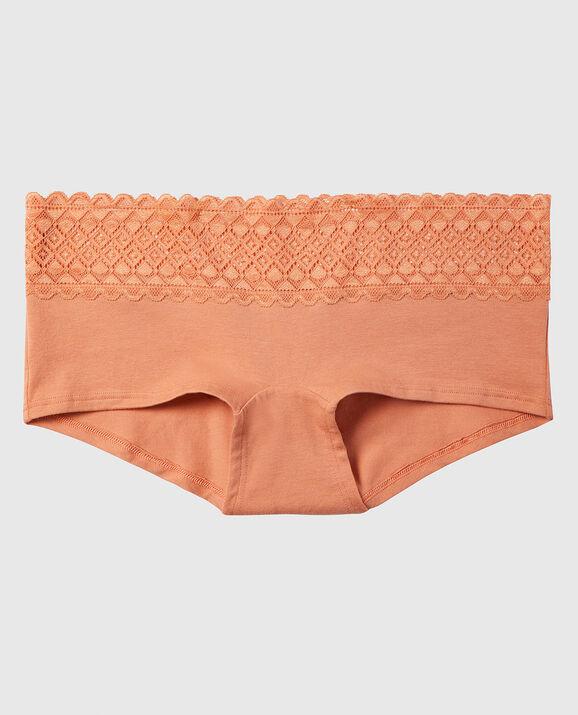 Boyshort Panty Cinnamon 1