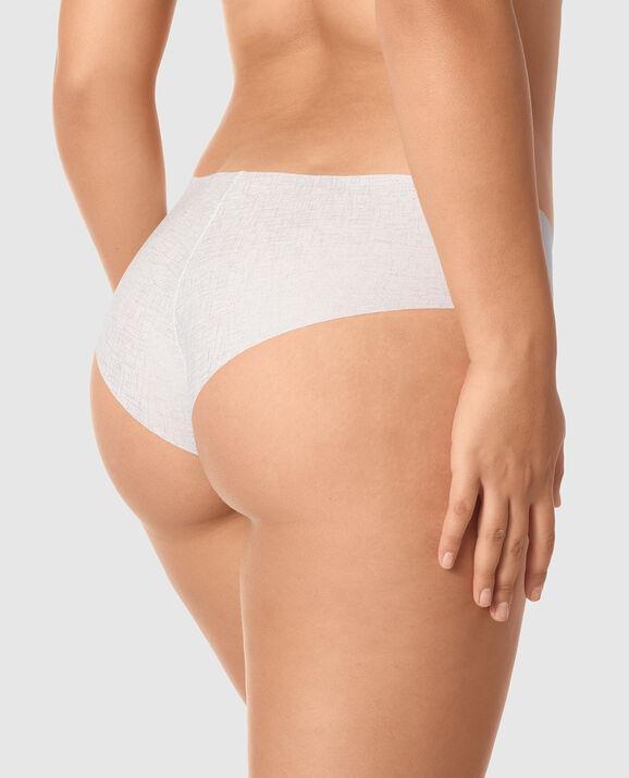 Brazilian Panty Foil White 2