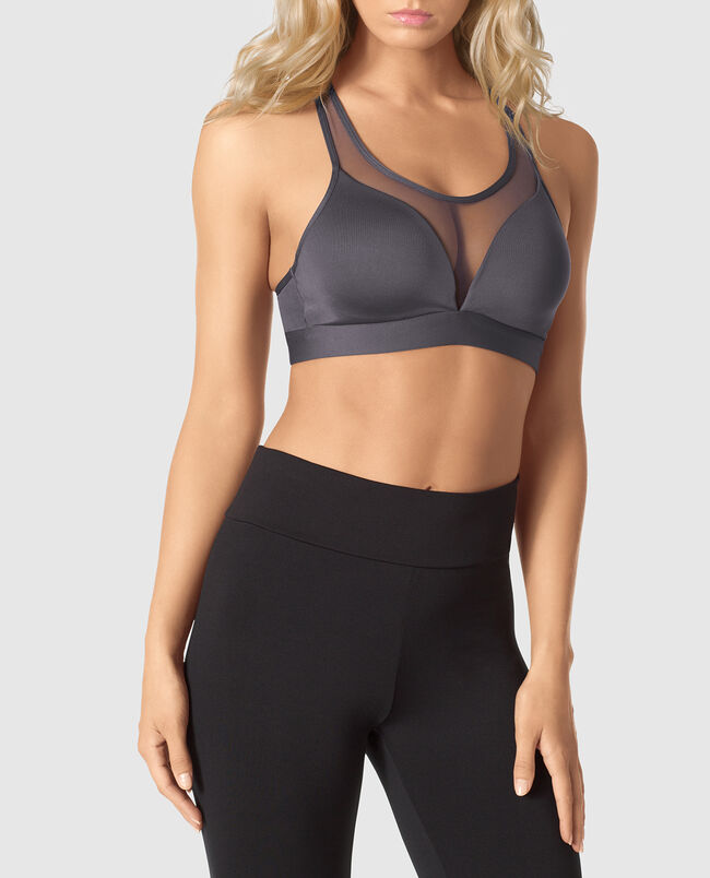 Light Push Up Sports Bra