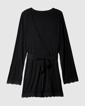 Modal Robe Smoulder Black 1