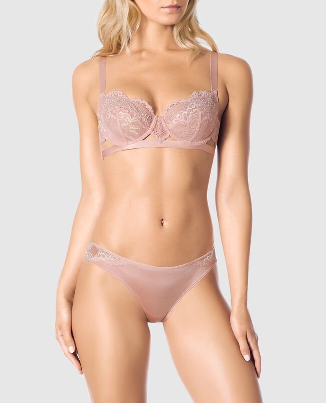 Unlined Balconnet Bra