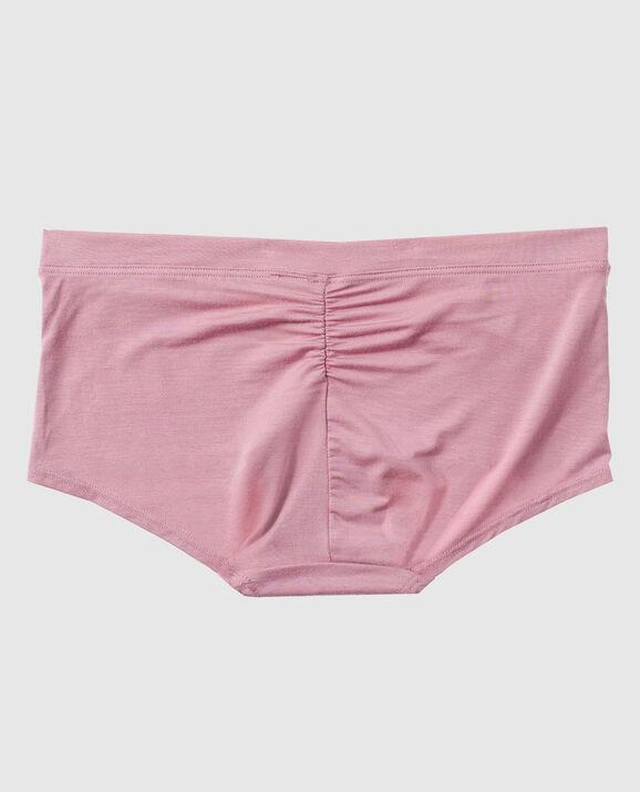 Boyshort Panty Bois De Rose 2
