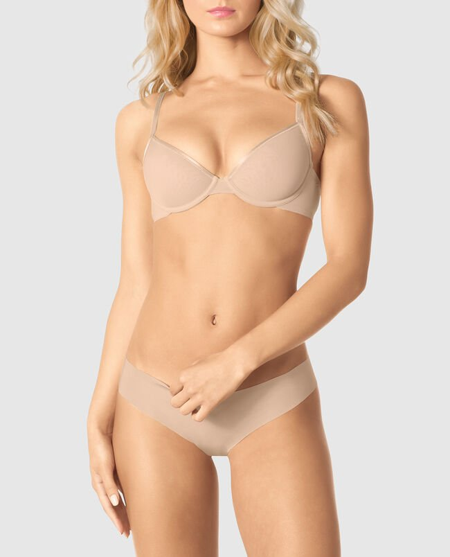Lightly Lined Invisible Bra
