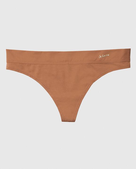 Thong Panty Caramel Kiss 1