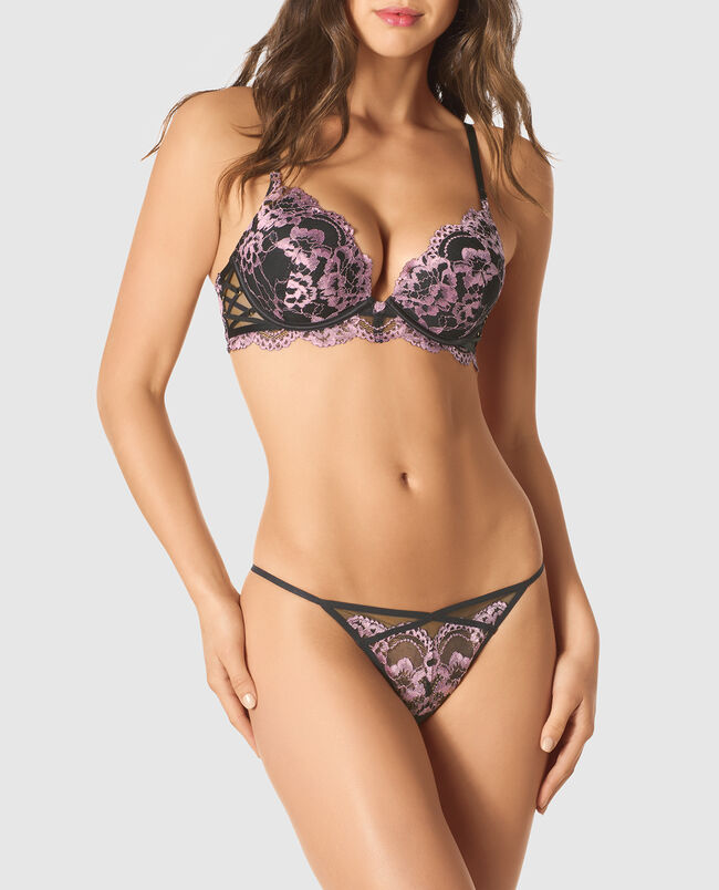 Up 2 Cup Push Up Bra
