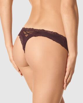 Thong Panty Seductive Rose 1