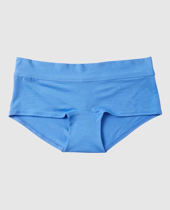 Boyshort Panty Deep Sky Blue 1