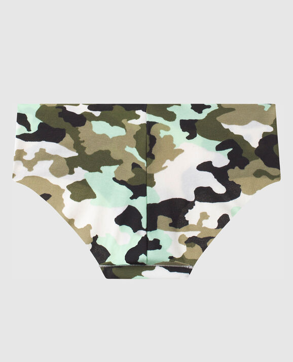 Hipster Panty Mint Camo 2