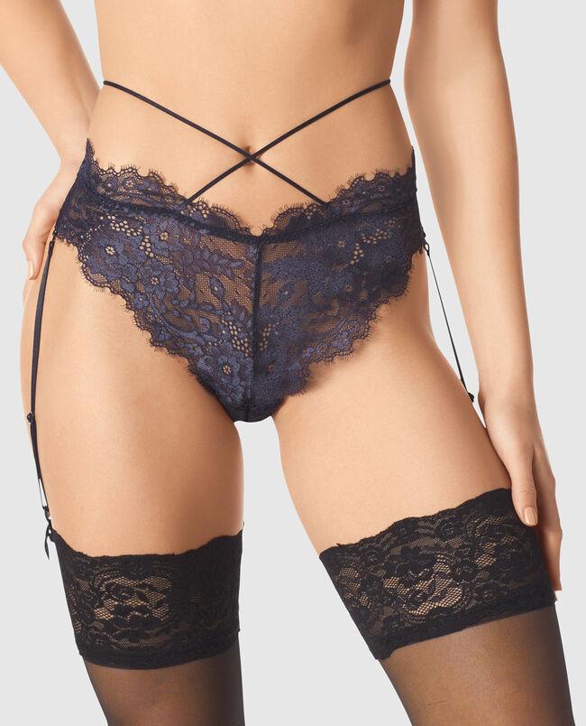 Lace Garter Panty