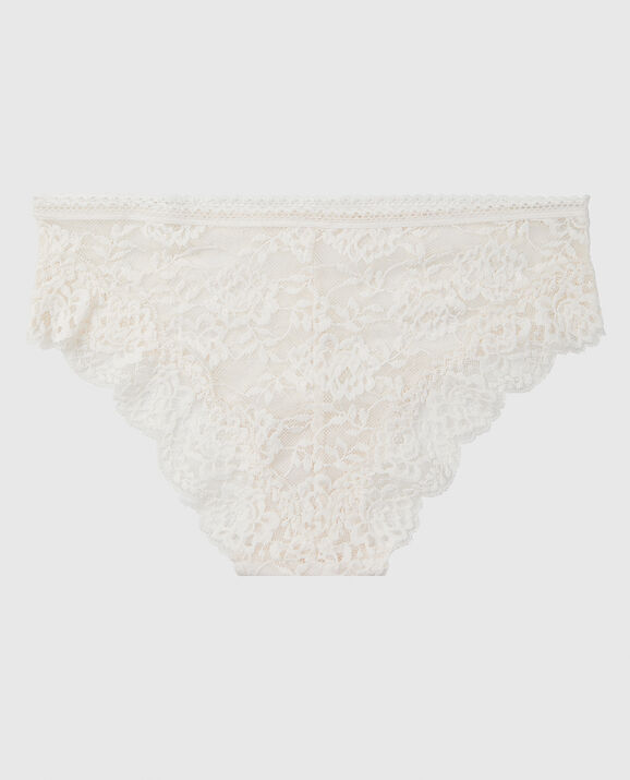 Hipster Panty Coconut White 2
