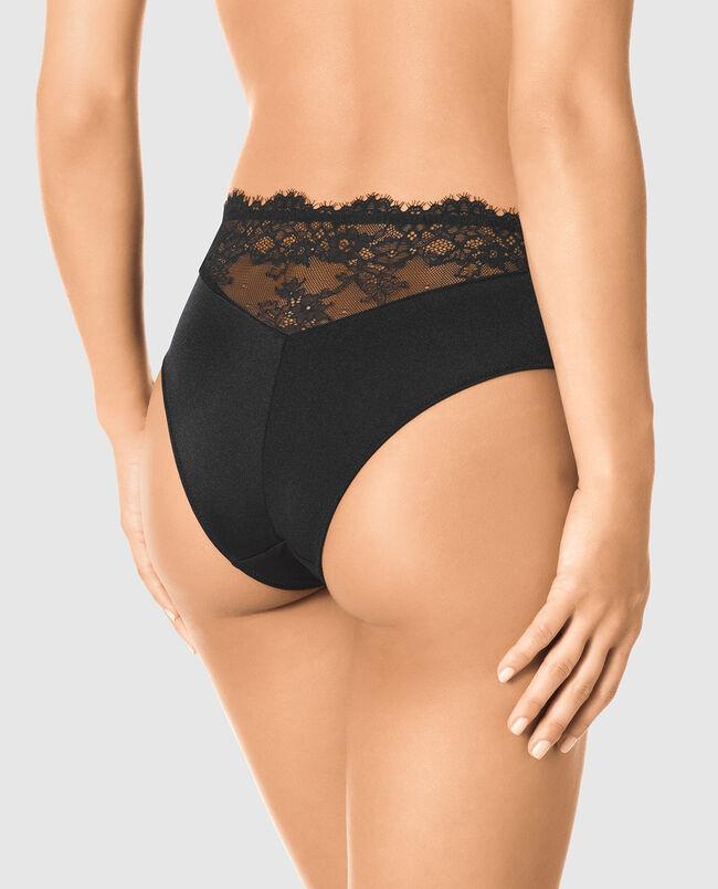 Cheeky High-Waist Panty
