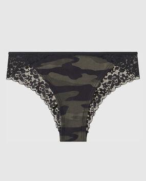 Cheeky Panty Ember Grey 1