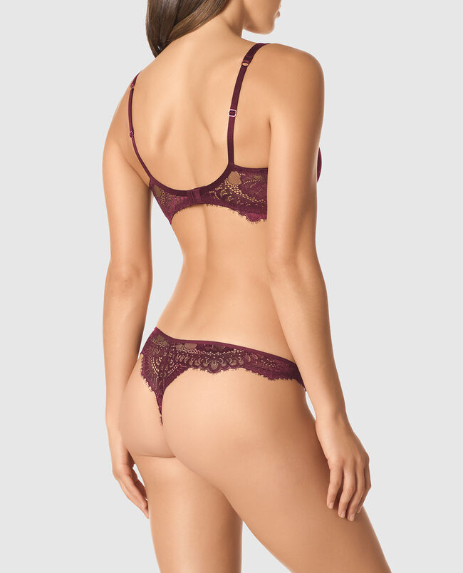 Lightly Lined Balconnet Bra