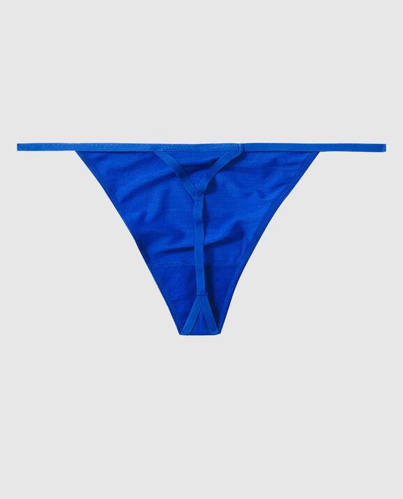 G-String Panty In My Dream Blue 2