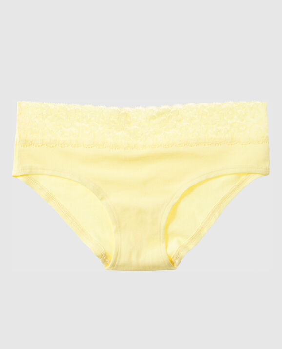 Hipster Panty Bright Yellow 1