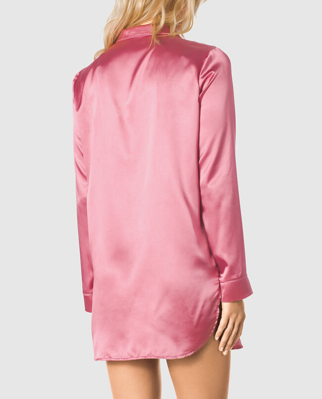 Satin Sleepshirt