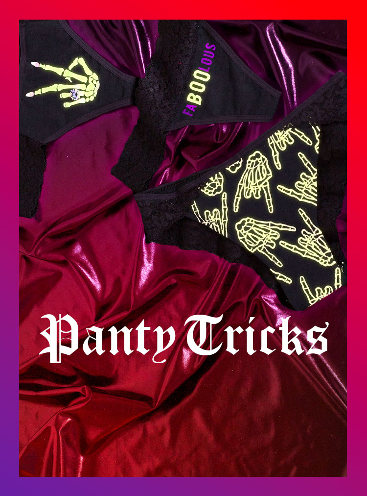 Panty Tricks.