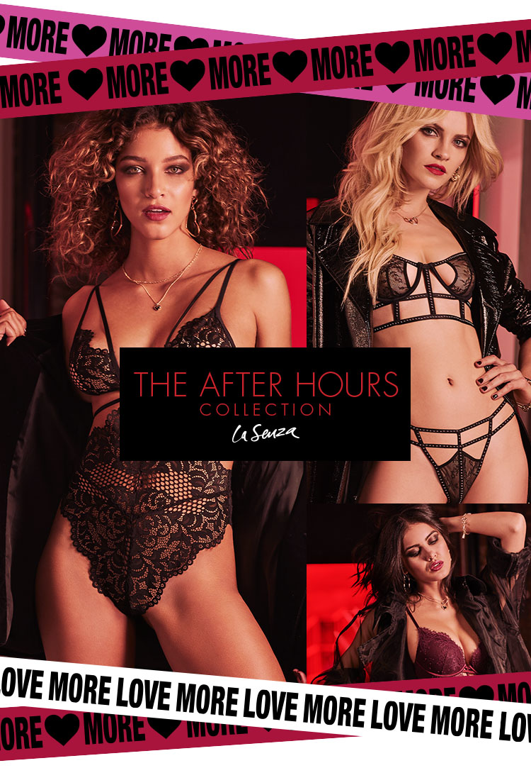 La Senza. The After Hours Collection