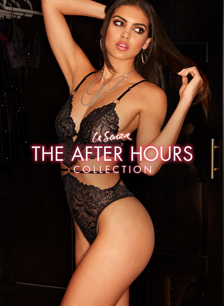 La Senza The After Hours Collection.