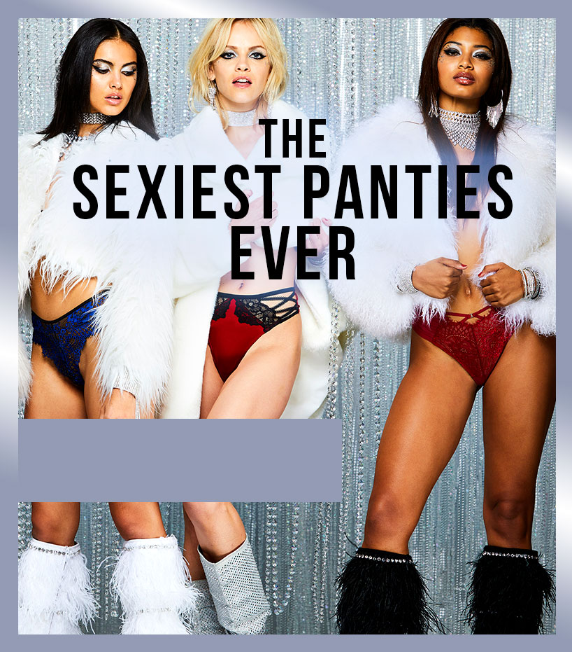 The sexiest panties ever.
