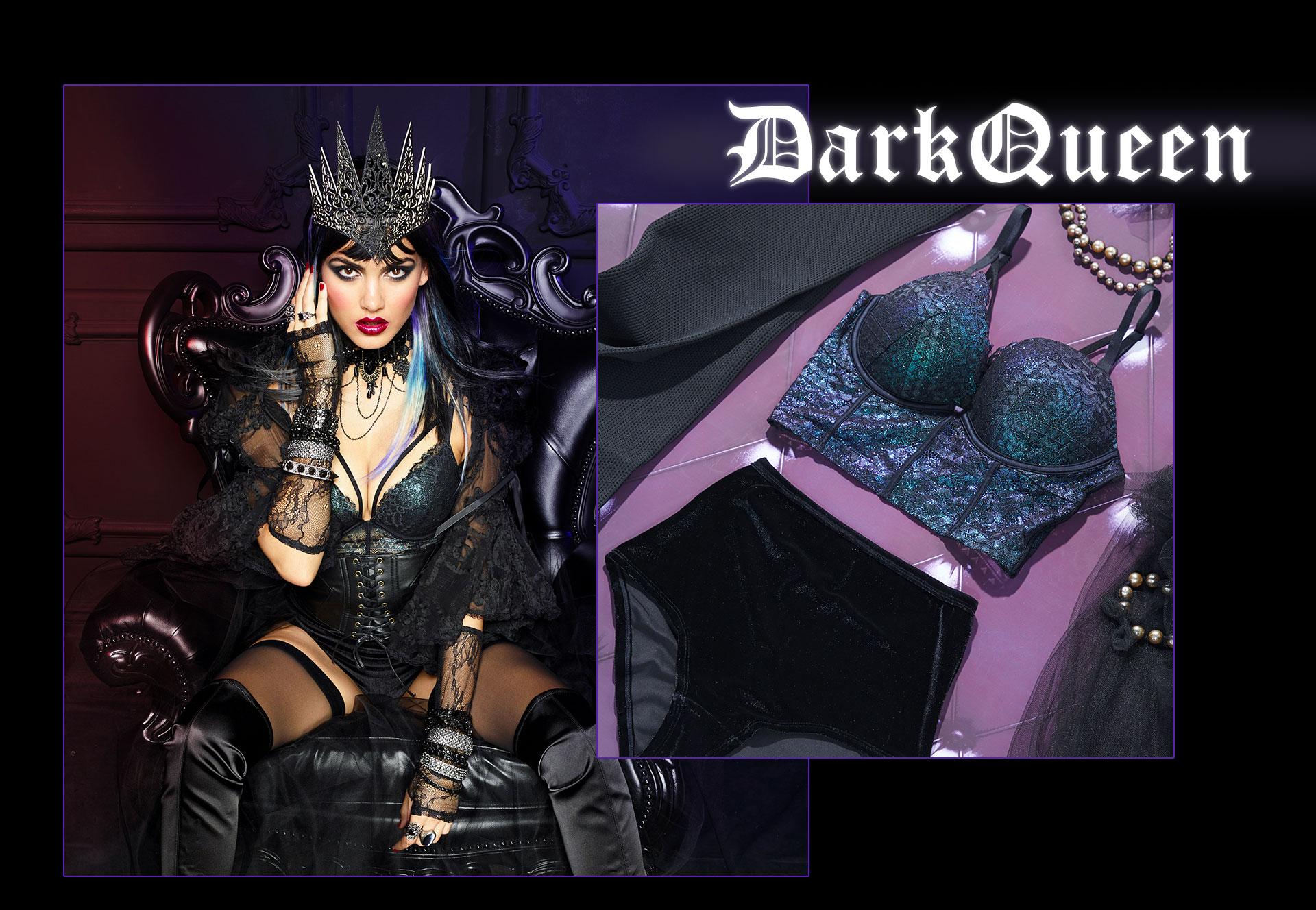 Dark Queen.