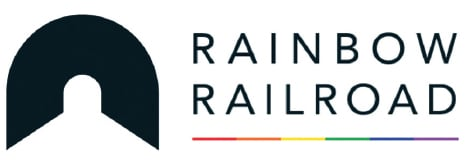 Rainbow Railroad Logo