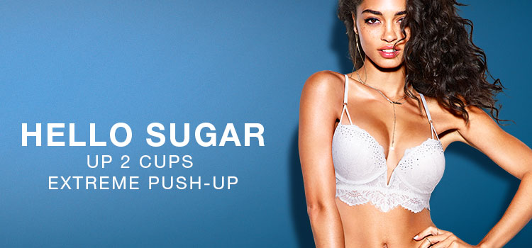 Hello Sugar. Up 2 cups. Extreme push-up.