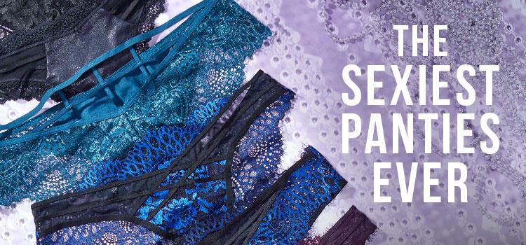 Sexy panties.