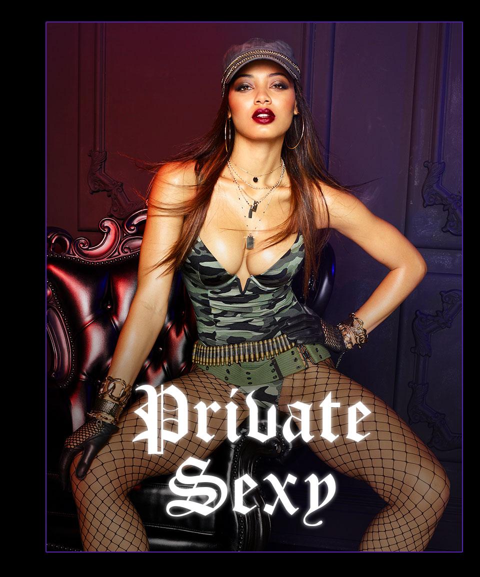 Private Sexy.