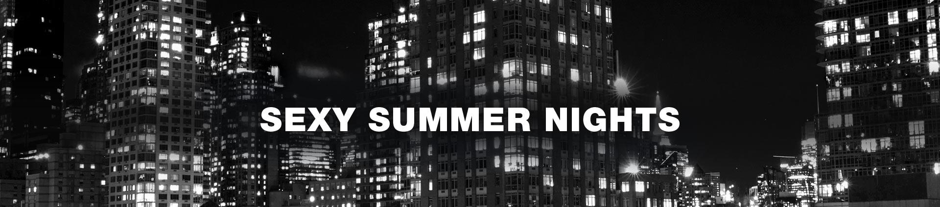 SEXY SUMMER NIGHTS
