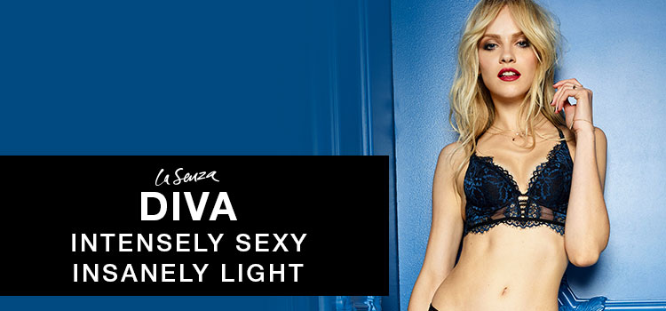 Diva. Intensely sexy & insanely light.