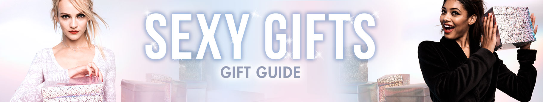 Sexy gifts gift guide.