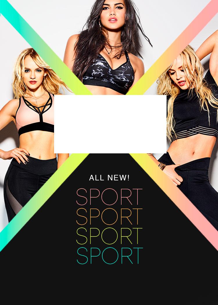 All New! Sport. Sport. Sport. Sport.