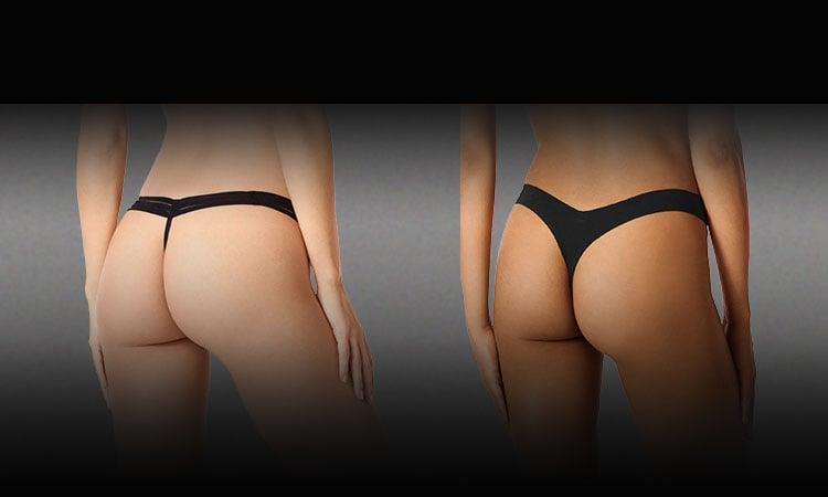 La Senza Panty Styles, G-String, Thong.