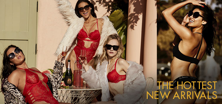 The hottest new arrivals.