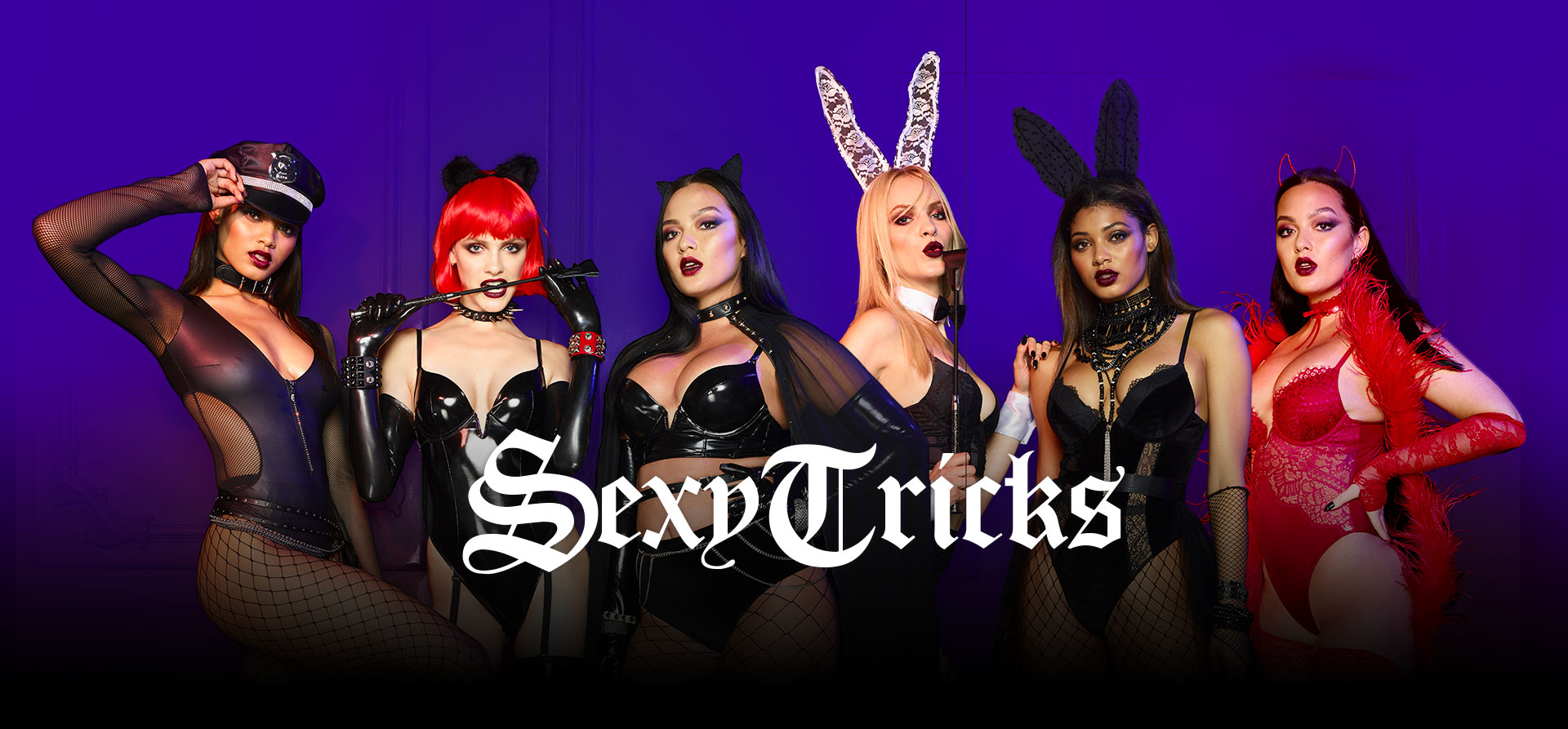 Sexy Tricks. Coming Soon. Free shipping on orders of $75. Get it by October 26. Order by noon est. Oct 21 standard shipping. October 22 express shipping.