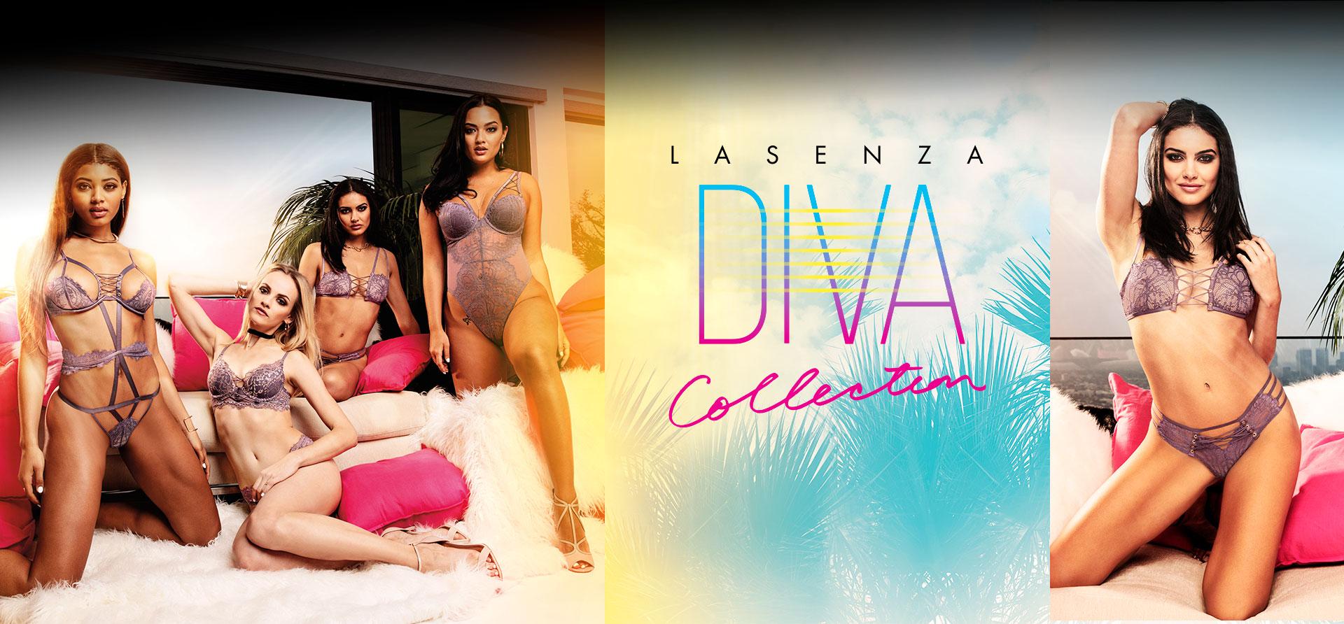 La Senza Diva collection.