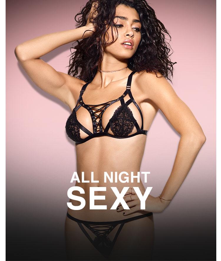 All night sexy.