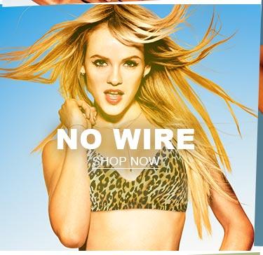 No Wire. Shop now.