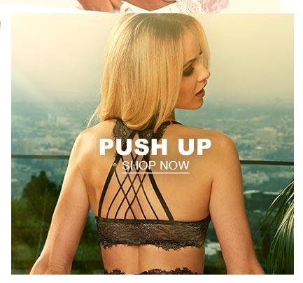 Push up. Shop now.