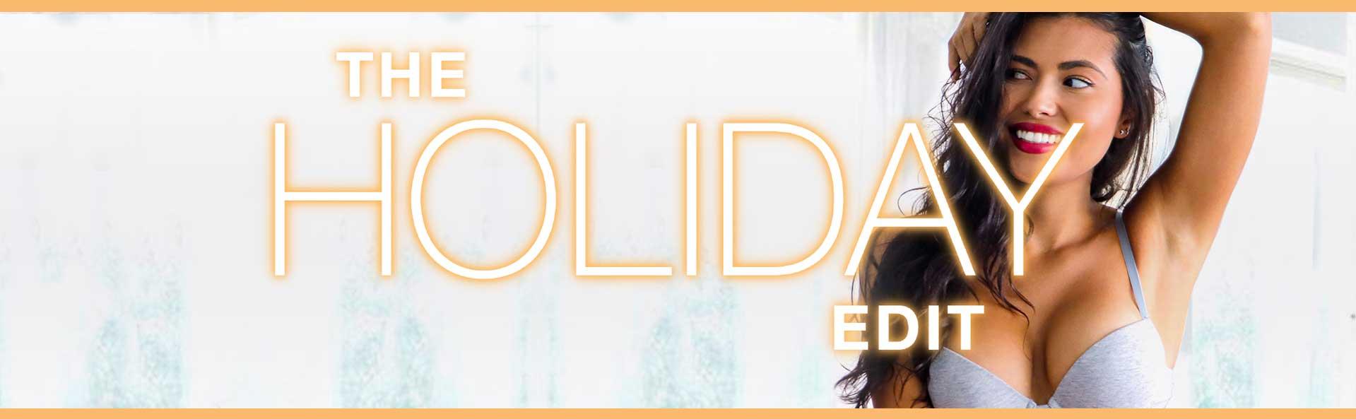 Holiday Edit Lookbook